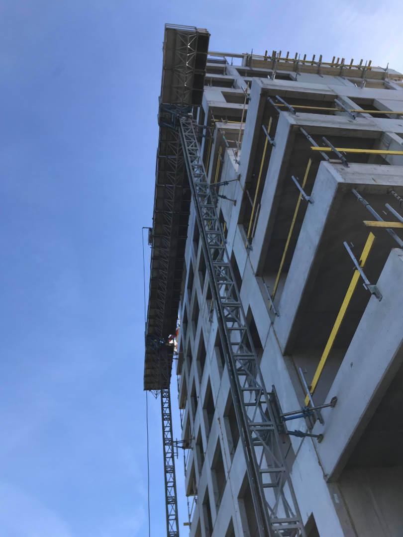 bouwlift-hefsteiger